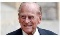 Terkuak, Penyebab Pangeran Philip Meninggal Dunia
