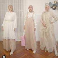 Tips Tampil Glamor dengan Soft Outfit Saat Lebaran