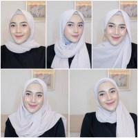 Cobain Gaya Hijab Pashmina Malaysian untuk Tampil Lebih Up To Date