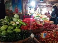 Harga Sembako dan Daging di Pasar Kepanjen Relatif Stabil