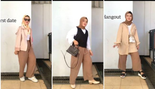 Stylish Pakai Celana Tidur untuk Outfit Harian, Coba Yuk!