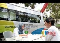 Penyebab Mobil Keliling Layanan Publik Disnaker-PMPTSP Kota Malang Urung Beroperasi