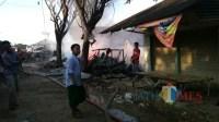 8 Lapak dan Toko di Pasar 17 Agustus Terbakar Jelang Buka Puasa