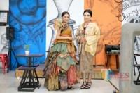 Batik Ecoprint Kota Batu Dilirik Pasar Internasional