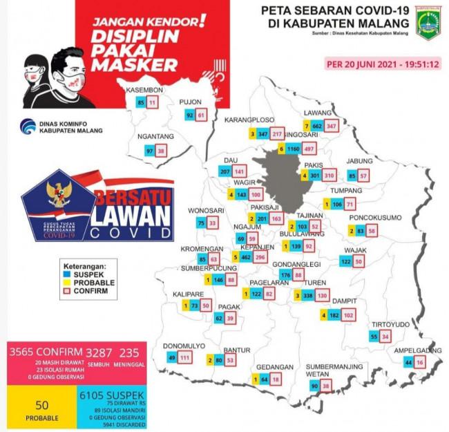 DPRD Kabupaten Malang Minta PTM Ditunda atau Dijadwal Ulang