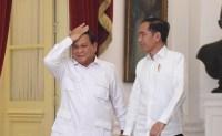 Apa Maksud Prabowo Unggah Foto Lama Bareng Jokowi?
