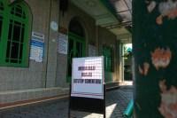 Imbauan Salat Berjamaah di Rumah Dikeluarkan PCNU Kota Kediri
