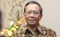 """Mahfud MD Tanggapi Rencana Aksi Demo """"Jokowi End Game"""" Hari Ini"""