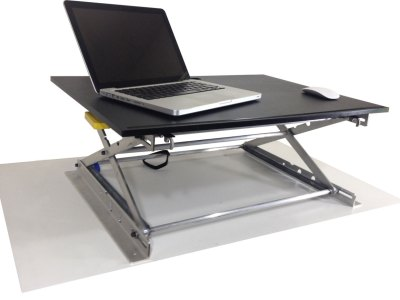 RiseUP Table Top, Adjustable Standing Desk