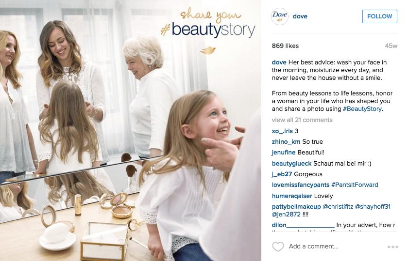 Instagram-campaign