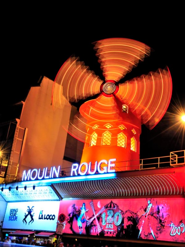 Moulin Rouge Paris