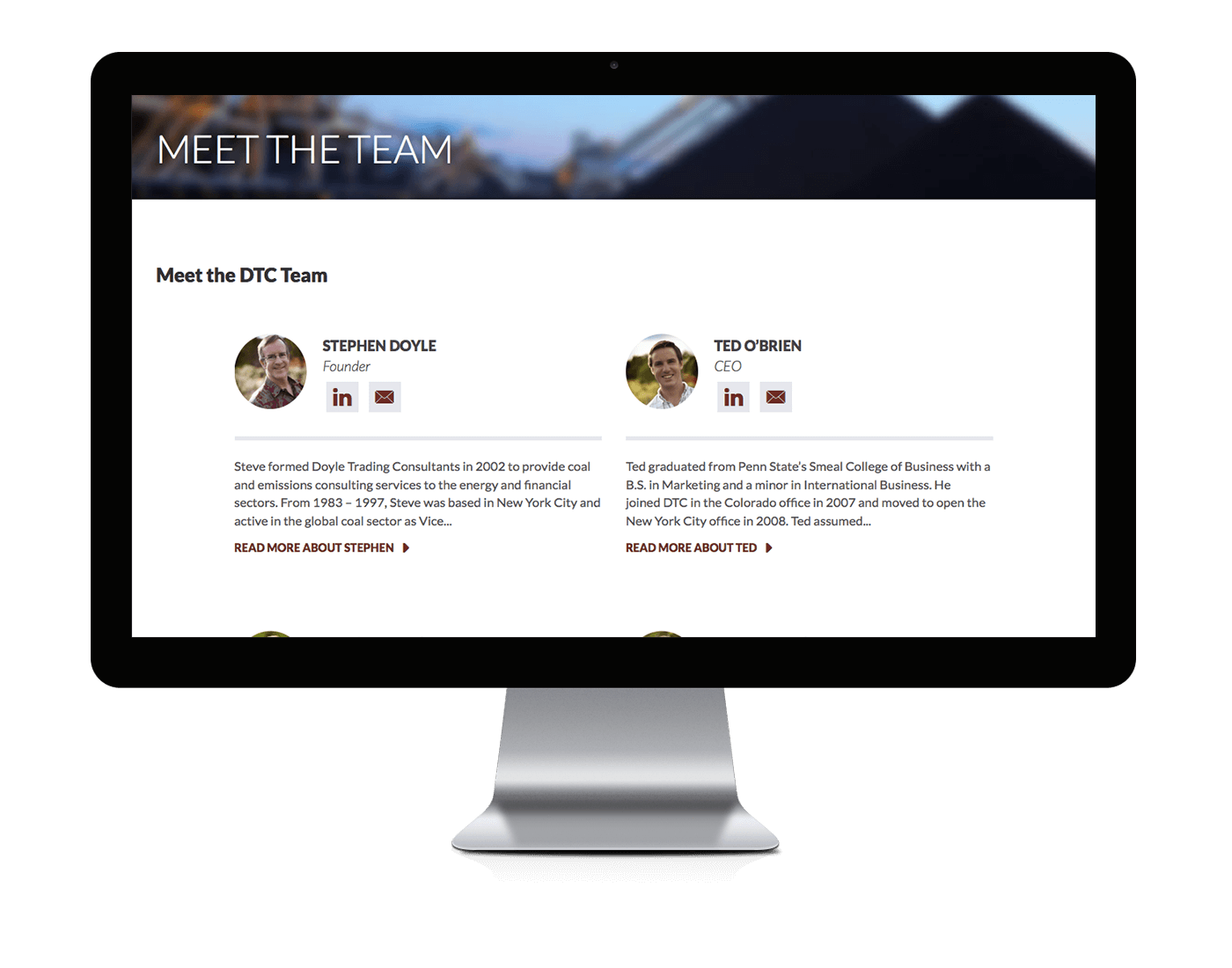 Doyle Trading Consultants Meet the Team