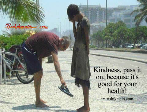Kindness / Nice Quotes – Inspirational Quotes, Pictures and Motivational Thought