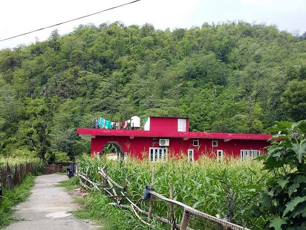 Low-Cost Budget Friendly Homestay In Tapovan Rishikesh
