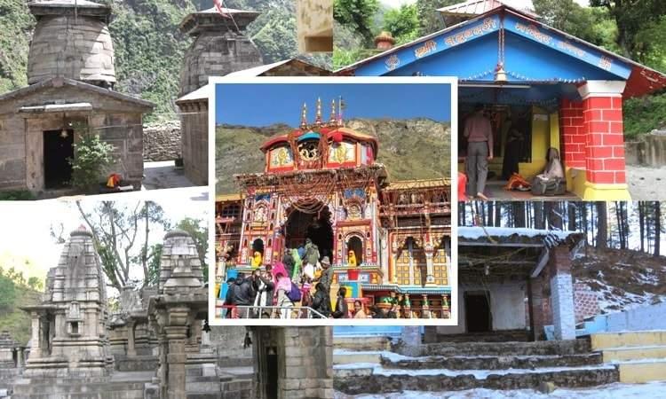 Panch Badri Yatra Tour Package Itinerary