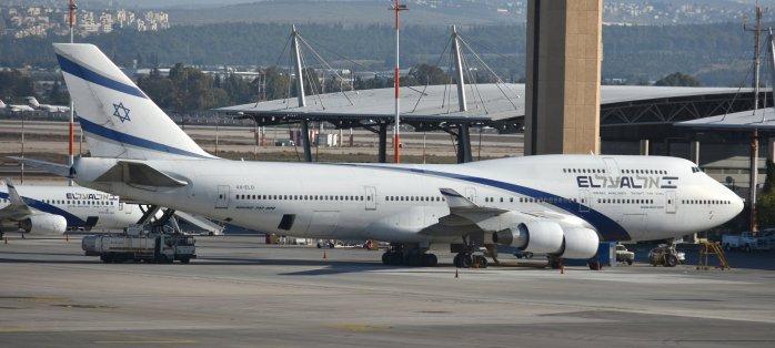 El al boing 747-458 4X-ELD