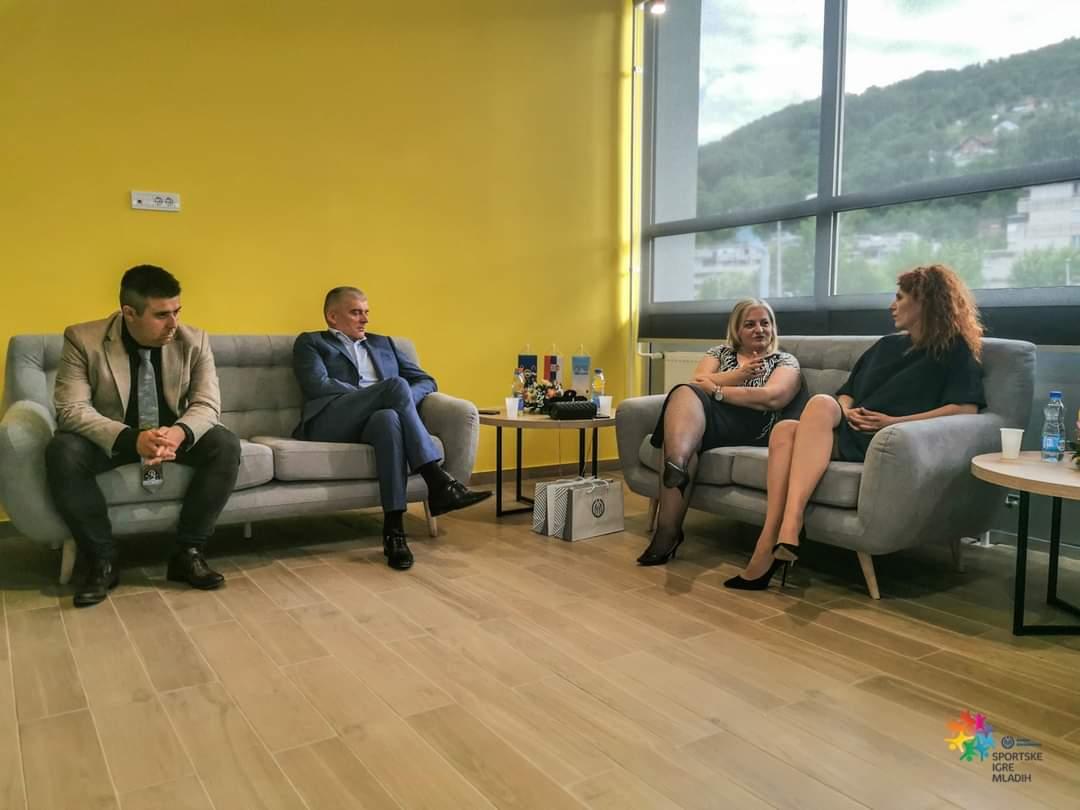 Састанак којим је отворена овогодишња сезона Дунав Осигурање Игара Младих