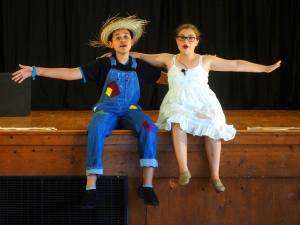 summer theater camp Stoneham MA