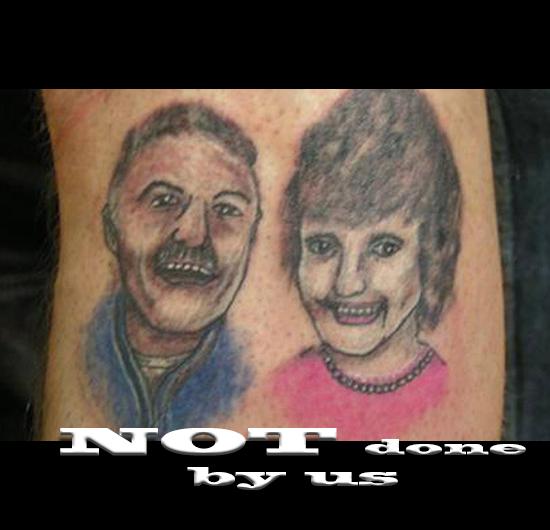 De Slechtste Tatoeages Aller Tijden Rising Bastards