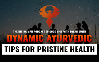 RMP 166 – Dynamic Ayurvedic Tips For Pristine Health with Dylan Smith