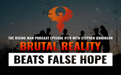 RMP 179 – Brutal Reality Beats False Hope with Stephen Jenkinson