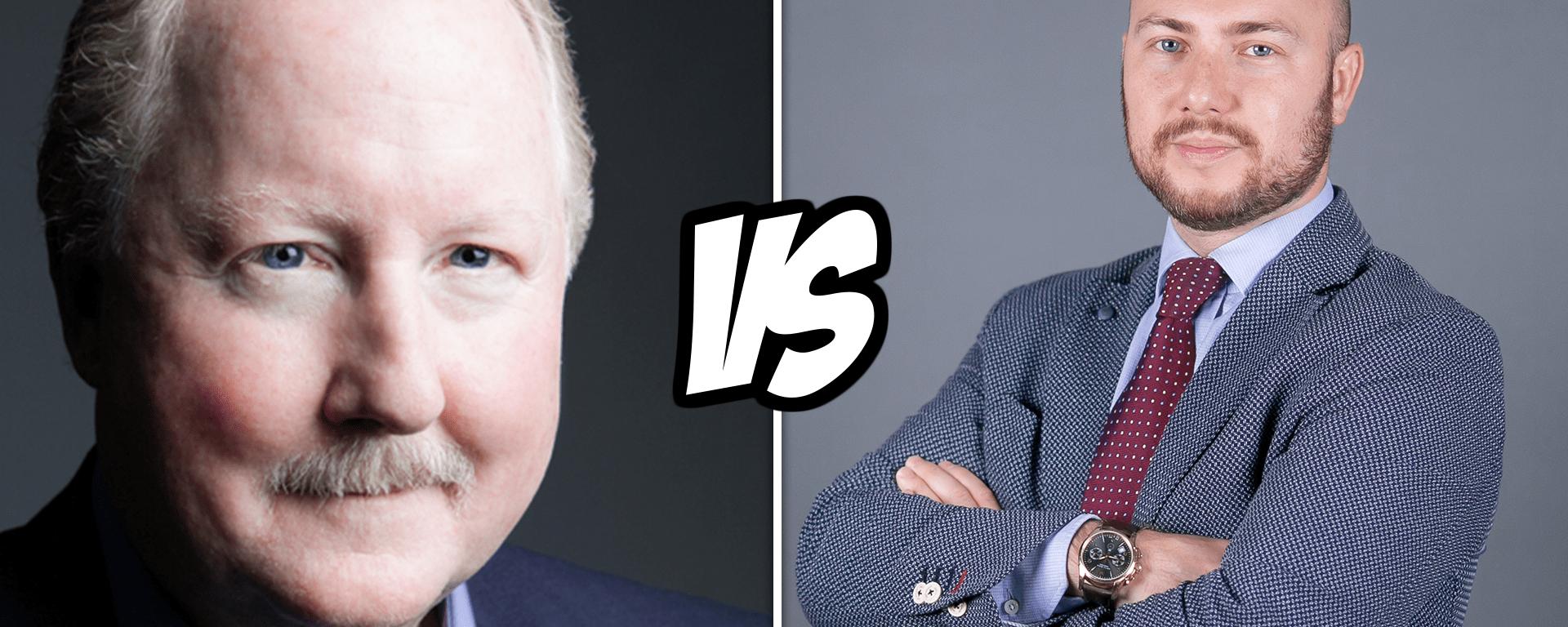 The great debate – Alex Sidorenko vs Chris Mandel – is ERM real?