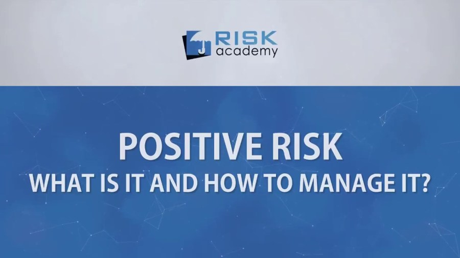 107. What is positive risk – Alex Sidorenko