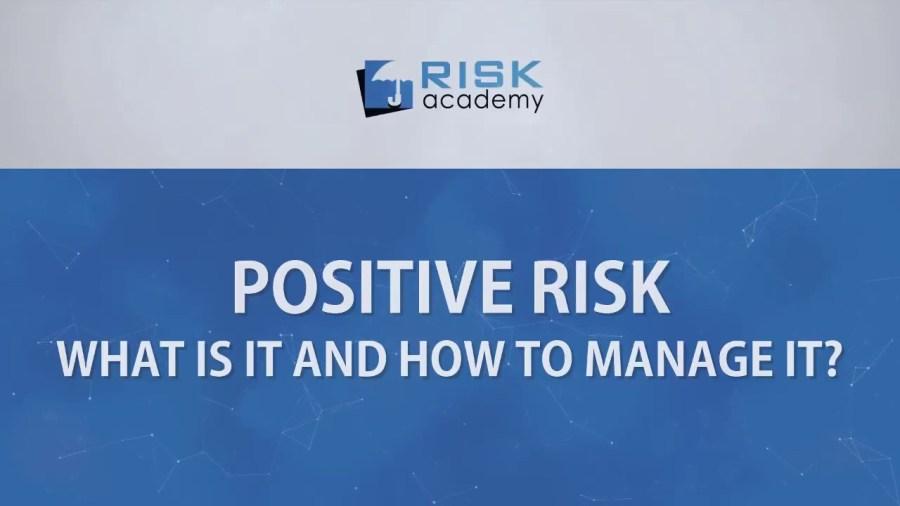 107. What is positive risk – Alex Sidorenko