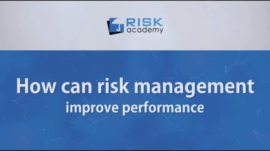89. How can risk management improve performance? – Alex Sidorenko