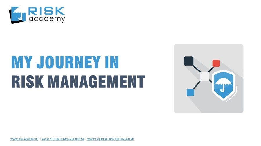 65. My journey in risk management – Alex Sidorenko