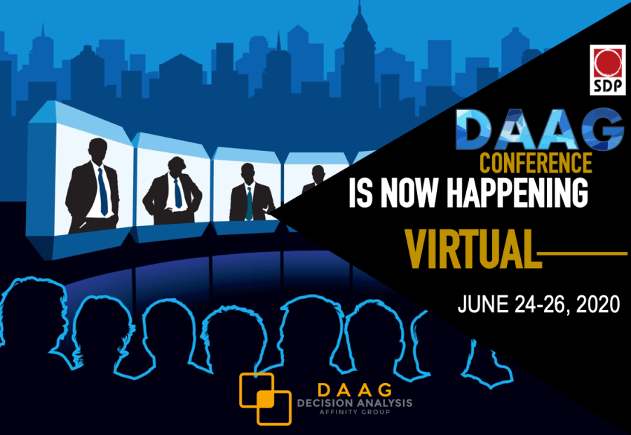 DAAG Virtual Conference. Day 3 agenda!