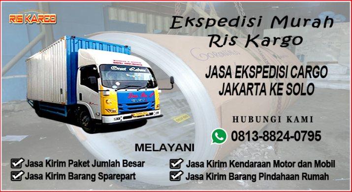 Ekspedisi Jakarta Solo Termurah