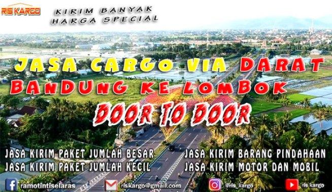 Ekspedisi Bandung ke Lombok