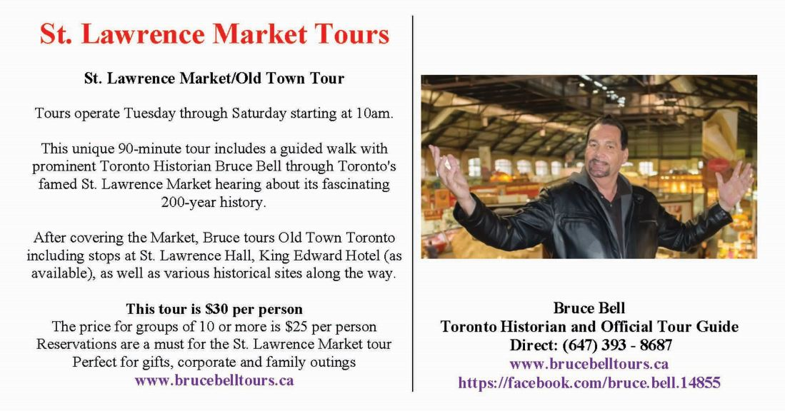 Bruce Bell Tours - Toronto