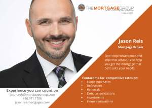 Jason Reis Mortgage Broker