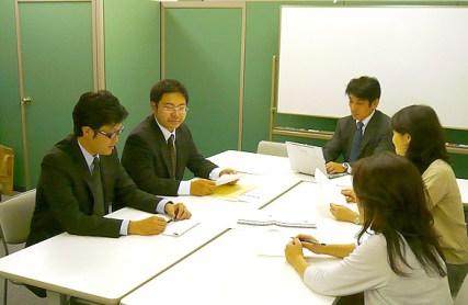 専門知識の共有会議