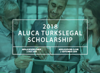 2018 ALUCA TurksLegal Scholarship