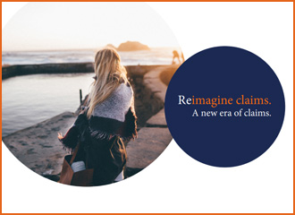 Reimagine claims. A new era of claims. - Pacific Life Re