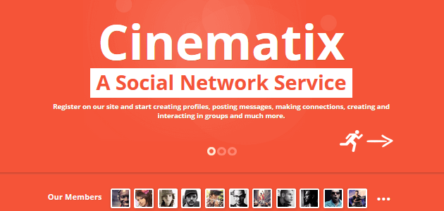 cinematix-social-networking-theme
