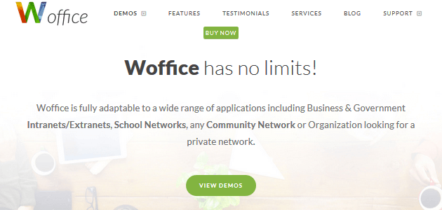 woffice-social-networking-theme
