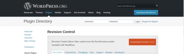 revision-plugin