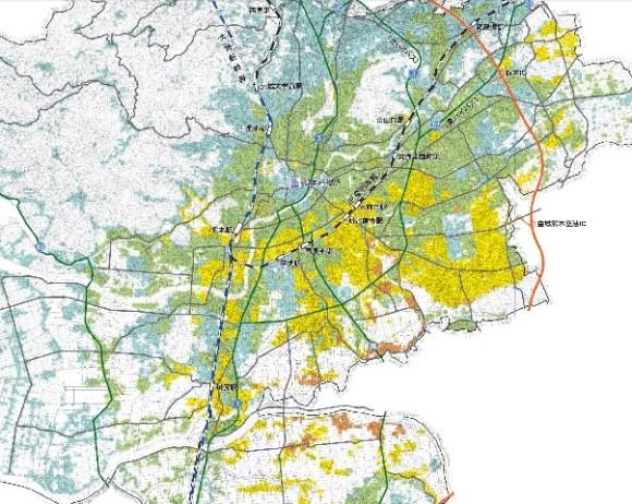 ハザードマップ(布田川断層帯・日奈久断層帯)