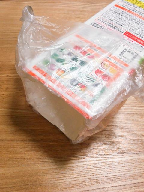 ゲロ処理用牛乳パック