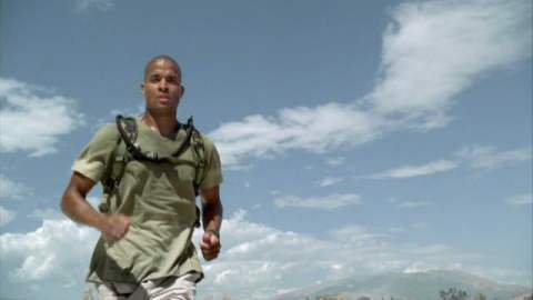 No-Limits With U.S. Navy SEAL David Goggins