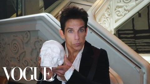 Nonsensical Q&A With Derek Zoolander