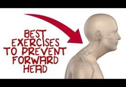 Top 5 Exercises to Fix Forward Head Posture