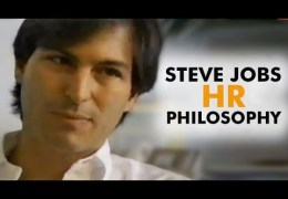 A Young Steve Jobs on Why He Didn't Hire 'Professionals'
