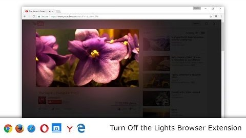 Atmosphere Lighting for YouTube and Beyond