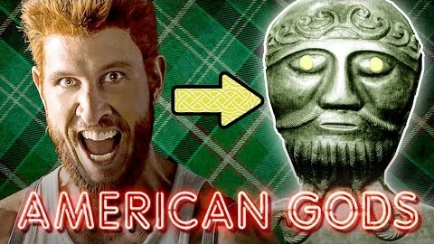 The Mythology Behind American Gods