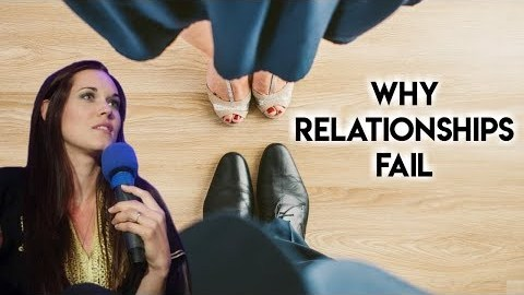 The Real Reason Relationships Fail